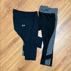 !!BUNDLE 2 PACK TIME!! Active Capri Pants MEDIUM